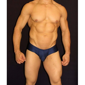 Boxer Chap Azul Marino