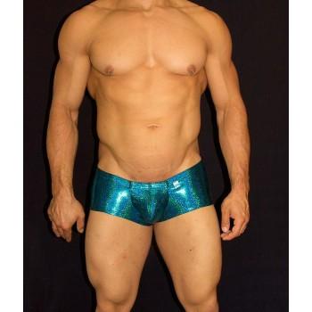 Boxer chap holograma verde