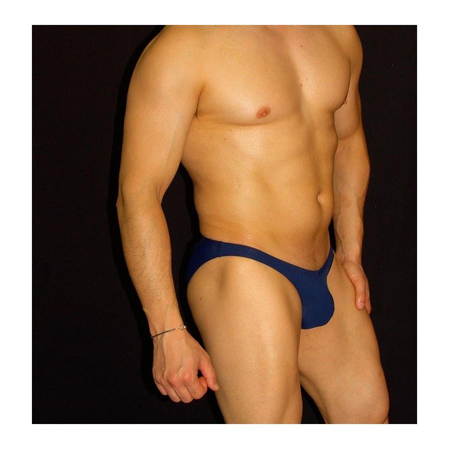 fa21c84f3ca19 slip ropa interior hombre azul marino