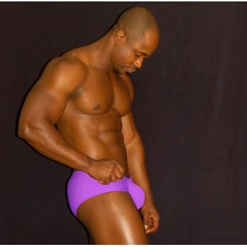 mini boxer cachetero purpura