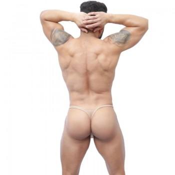 sutien hombre color desnudo beige