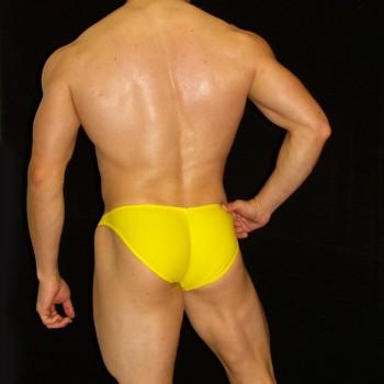 slip marcador de cachetes amarillo