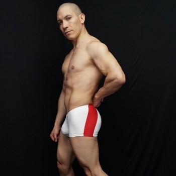 boxer con diseño  microfibra hombre cintura baja hecho en Chile